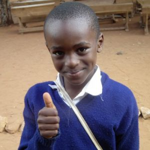 Thumbs up from Tanzania